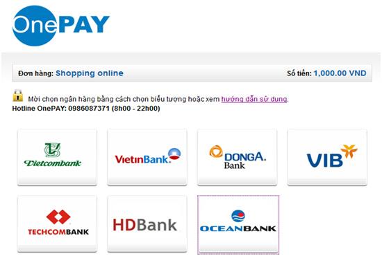 ocean-bank-05 Hướng dẫn thanh toán trực tuyến bằng thẻ nội địa OceanBank