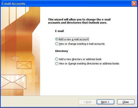 2k3_02 Hướng dẫn cấu hình Microsoft Outlook 2003