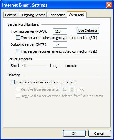 2k3_06 Hướng dẫn cấu hình Microsoft Outlook 2003