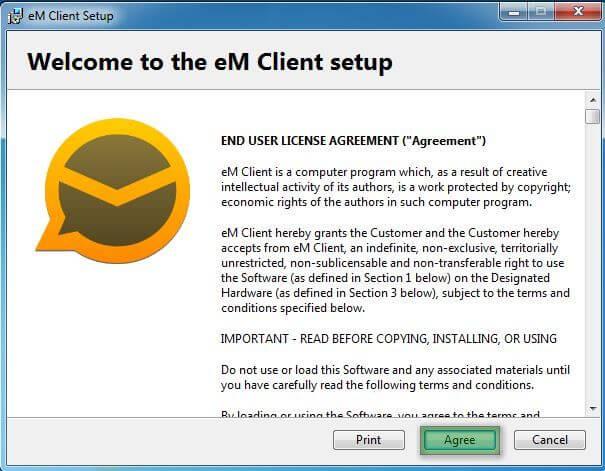 emc Hướng dẫn cấu hình email account trên eM Client