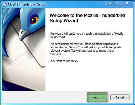 tb2 Hướng dẫn cấu hình email account trên Mozilla ThunderBird