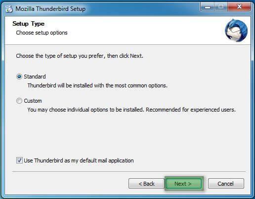 tb3 Hướng dẫn cấu hình email account trên Mozilla ThunderBird