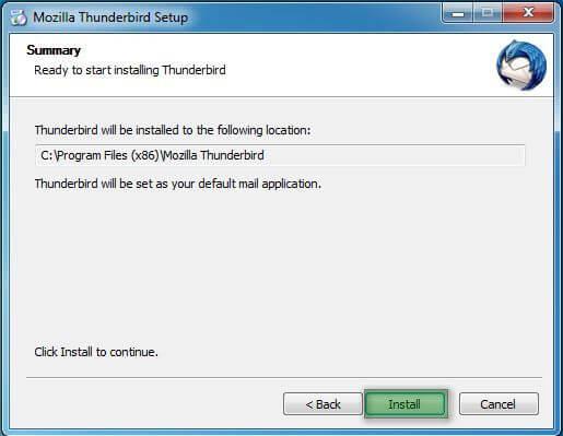 tb4 Hướng dẫn cấu hình email account trên Mozilla ThunderBird