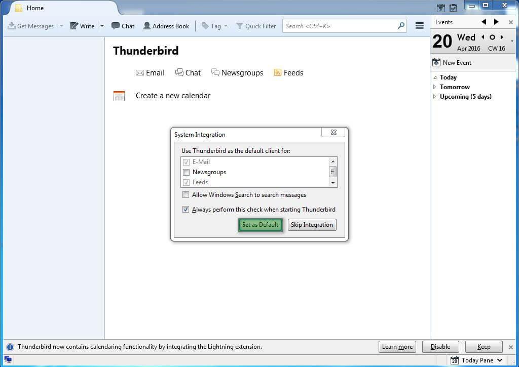 tb6 Hướng dẫn cấu hình email account trên Mozilla ThunderBird