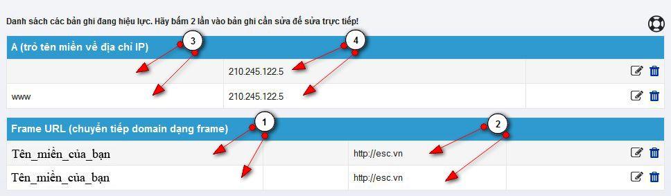 Frame_3 Tương tự Redirect Url nhưng trên thanh địa chỉ sẽ không thay đổi tên miền của bạn