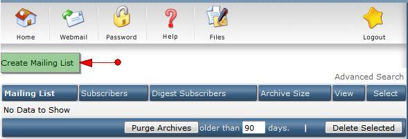 mail_list2 Hướng dẫn cấu hình mail list