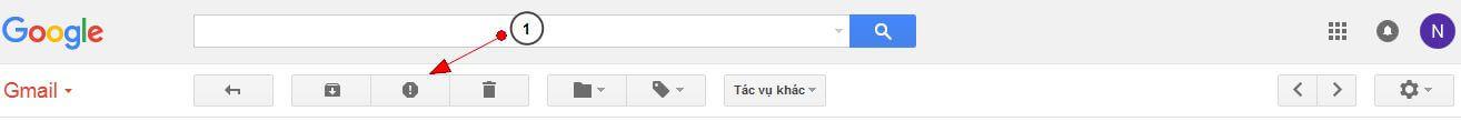 spam Các cách giảm thiểu thư rác